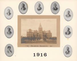 Composite Photograph of the Faculty of Medicine - Class of 1916