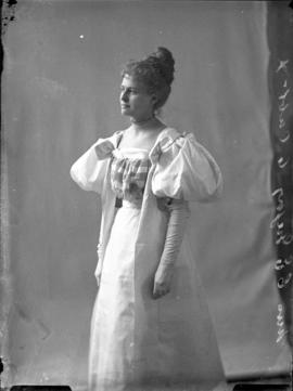 Photograph of Mrs. C. E. Gregory