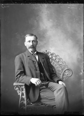 Photograph of Mr. Robert McPherson