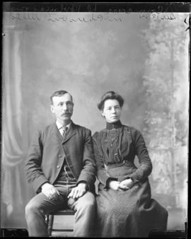 Photograph of Mr. & Mrs. Duncan Daniel Holmes