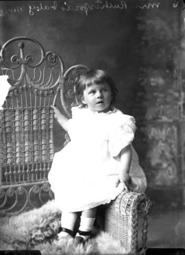 Rutherford, Mrs. - baby of