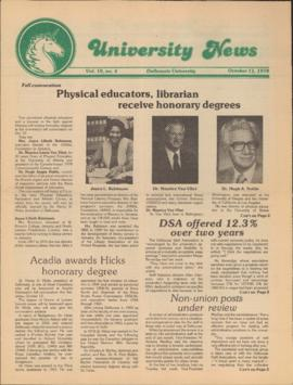 University News, Volume 10, Issue 4