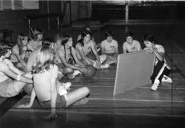 Photograph of Super Skills Summer Camp 1975 : Basketball