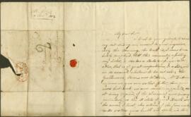Ten letters from Mary Dobie to James Dinwiddie
