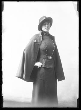 Photograph of Miss Woodin