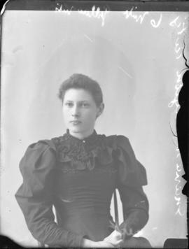 Photograph of Mrs. Maria Harrington