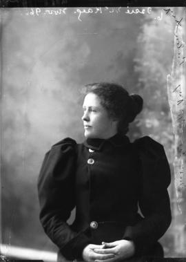 Photograph of Issie McKay