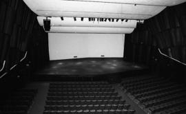 Photograph of the Rebecca Cohn Auditorium