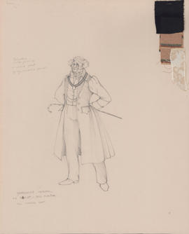 Costume design for Wollop