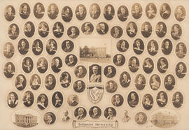 Composite photograph of the Faculty of Arts and Science - Class of 1924