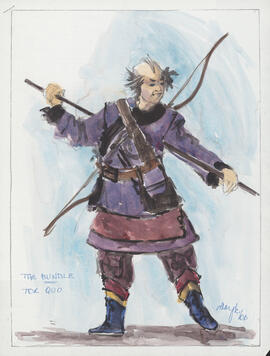 Costume design for Tor Quo