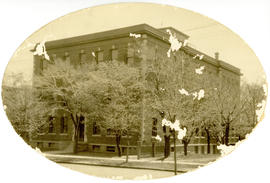 Photograph of Pathological Institute
