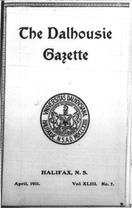 The Dalhousie Gazette, Volume 43, Issue 7