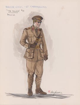 Costume design for Belville