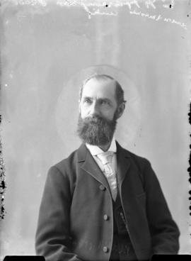 Photograph of C. N. Harrington