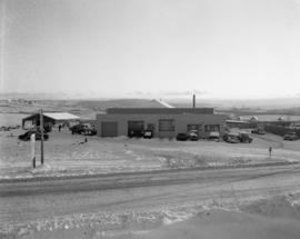 Photograph of a business in Merigomish taken for Beaver MacDonald