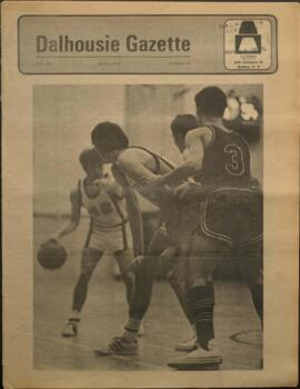 Dalhousie Gazette, Volume 102, Issue 16