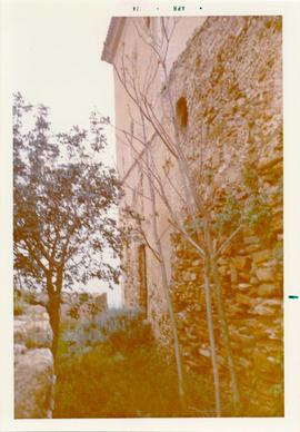 Photograph of Castello dell Abate by P. Dohrn