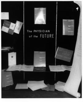 Photograph of Physicians of the Future - display