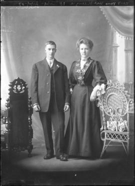 Photograph of Mr. & Mrs. McKenzie