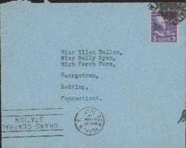 Letter from Edna Ferber to Ellen Ballon, Sally Ryan, and Ralph Gustafson