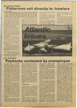 Atlantic Issues, Volume 3, Issue 1