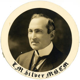 Portrait of L.M. Silver