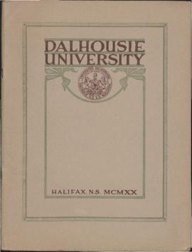 Dalhousie University : past, present, and the future