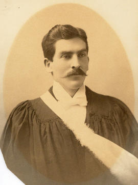 Photograph of Hibbert Robert Read