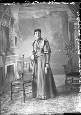 Photograph of Mrs. William McPherson