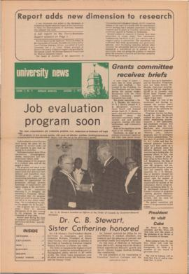 University News, Volume 3, Issue 5