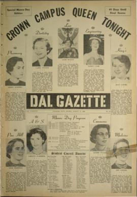 Dal Gazette, Volume 88, Issue 20