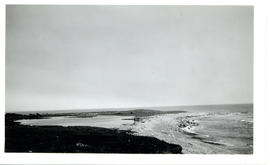 Photograph of Flat Point, Louisbourg