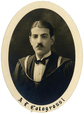 Portrait of Anthony Leonard Cologrossi : Class of 1926