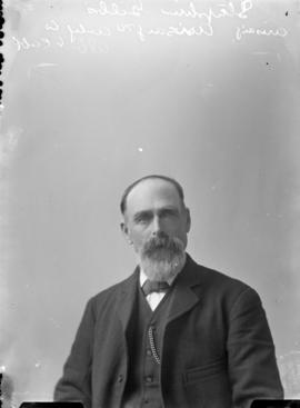 Photograph of Stephen Gillis