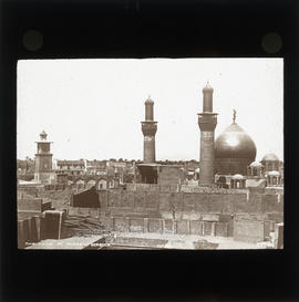 Photograph of the Imam Husayn Shrine