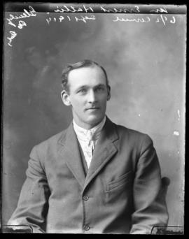 Photograph of Mr. Ernest Hattie
