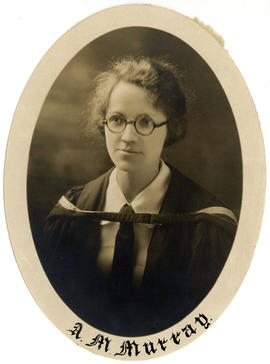 Portrait of Anna Margaret Murray : Class of 1925