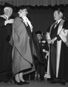 Photograph of a Faculty of Law convocation ceremony