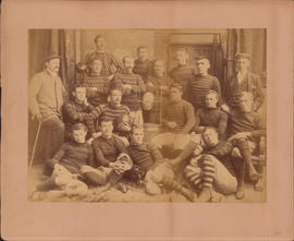 Photograph of Dalhousie Football Team - 1894