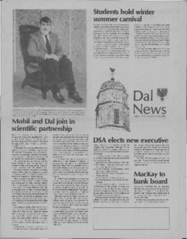 Dal News, Volume 14, Issue 9