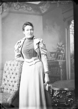 Photograph of Mrs. J. A. Kirk