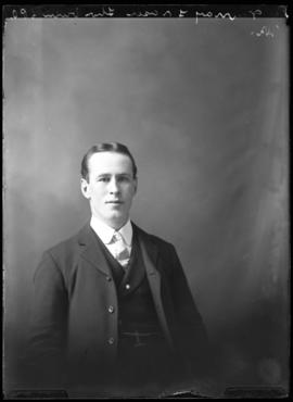 Photograph of Mr. Murray Fraser