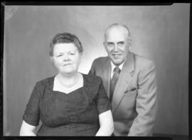 Photograph of Mr. & Mrs. Keith Tanner