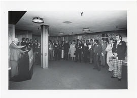 Photograph of the Dalplex Campaign kick-off reception