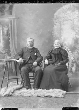 Fraser, James W., Mr. & Mrs.
