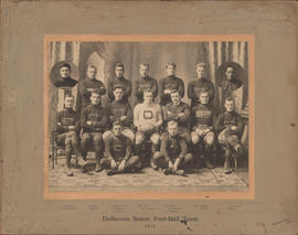 Photograph of Dalhousie Senior Football Team - 1915