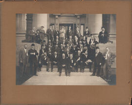 Photograph of Pharmacy Conference (?)
