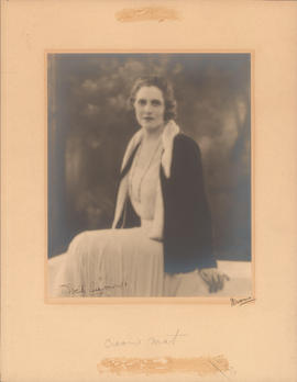 Photograph of Lady Bessborough