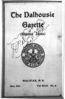 The Dalhousie Gazette, Volume 43, Issue 8